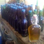 Spruce Beer Update (bottled!)