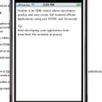 Designing iOS Apps Using Web Standards