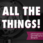 ALL THE THINGS!