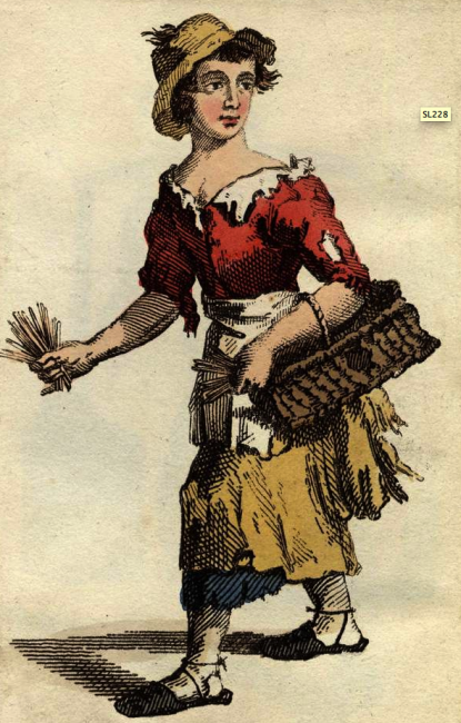 Via Costume Of The Lower Orders